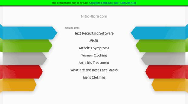 nitro-flare com NitroFlare Downloads | Nitro-Flare com
