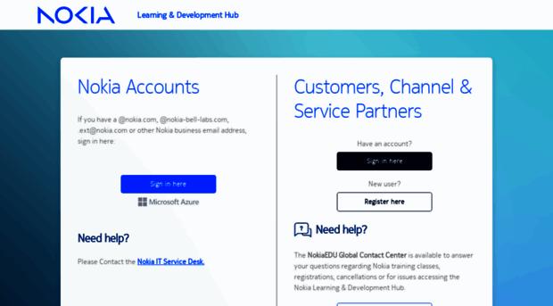 nokialearn csod com - Nokia Learning Portal - Nokia Learn Csod