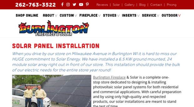 northamericansolarstores.com