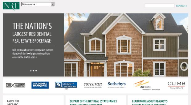 nrtinc com - NRT LLC – The Nation's Largest Residential Real