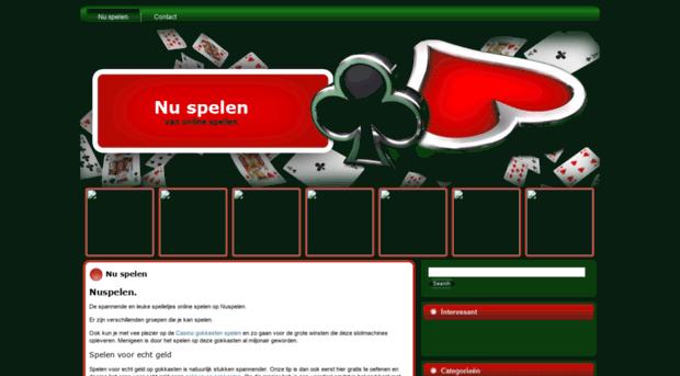 Nussbaum onlines senden gambling externalities