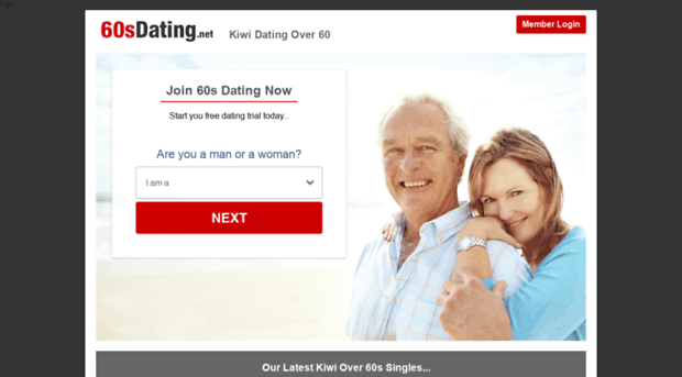 Over 60s dating sites