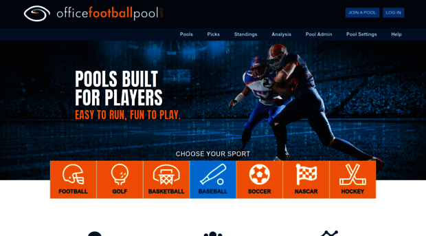 Office Football Pool Login Office Football Pool Hosting :: Pro and College Football Pools :: Coll.