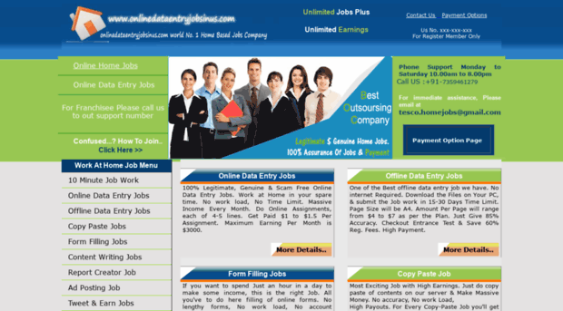 Work From Home Data Entry Jobs No Fees