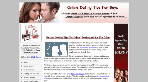 how to write a dating profile for a woman Call it the algorithm method: working with data crunchers at the dating sites, we put together 25 tips for writing the perfect profile, selecting the right photo, and really understanding your.