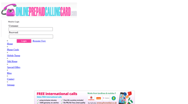 latest check 1 month ago - International Calling Cards Online