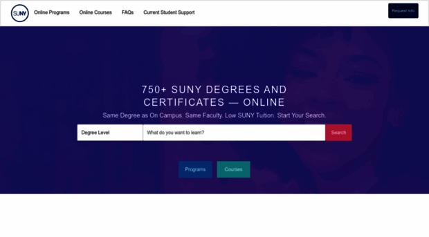degrees online