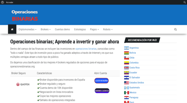 Brokers de forex en estados unidos