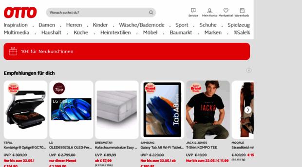 OTTO Mode, Möbel & Technik » OTTO