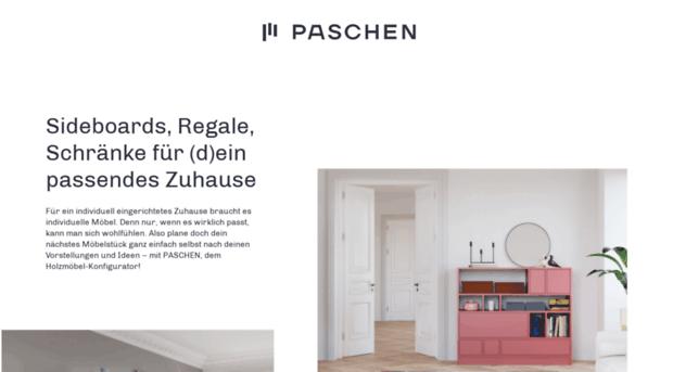 paschen bibliothek paschen. Black Bedroom Furniture Sets. Home Design Ideas