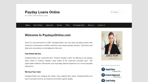 Manhattan processing payday loan