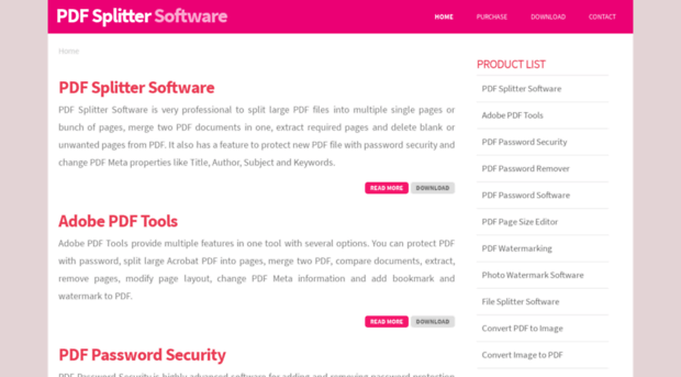 Split PDF Free Online PDF Splitter