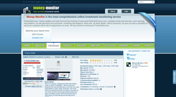 Dlbglobal.org hyip monitor