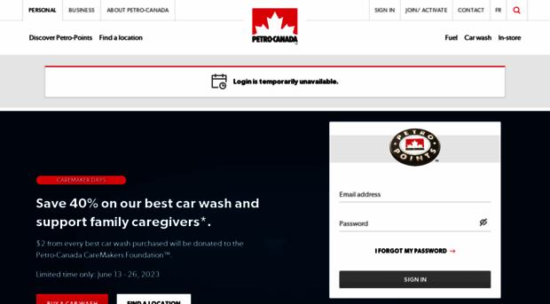 petrocanada ca - Petro-Canada - Petro Canada