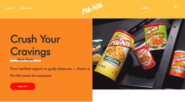 piknik shoestring snacks marketing plan