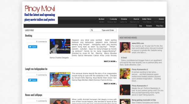 Www pinoy movies free online