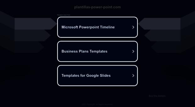 plantillas-power-point.com - Plantillas PowerPoint y Presen ...