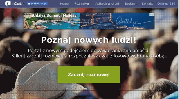 anonimowy czat poznawajka Toruń