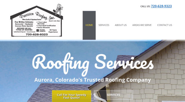precisionroofingincorporated.com