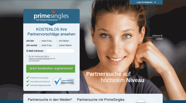Partnervermittlung test osterreich