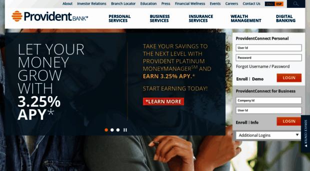 Provident loan