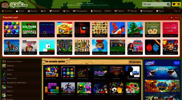 gratis spel online för barn