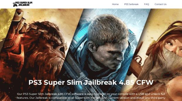 jailbreak ps3 super slim download
