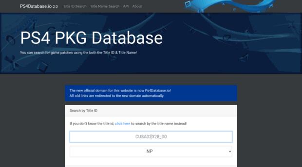 ps4 octolus net - PS4 PKG Database - PS4 Octolus