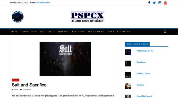 pspcx com Download Free Games | Full Version PC PSN Games (USA + EUR