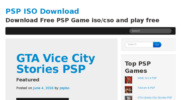 free psp roms download