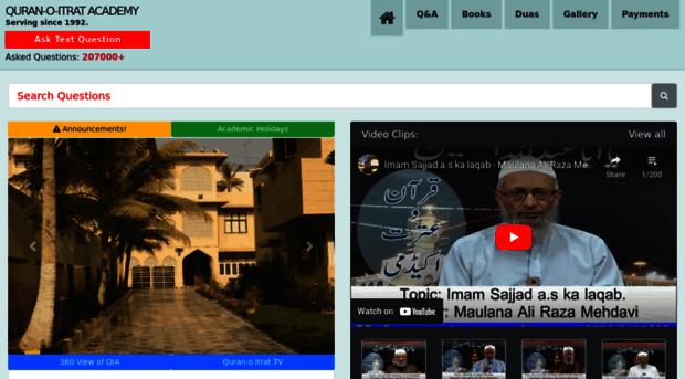qoitrat org - Question & Answers, Video Dars    - Qo Itrat