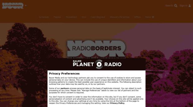 radio borders dating site