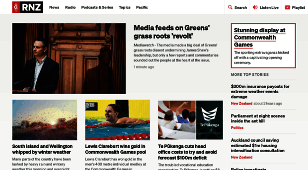 radionz co nz - RNZ - NZ News, Current Affairs    - Radio NZ