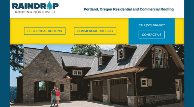 Raindrop Roofing NW | Residential And U0026 Commercial | Portland, OR