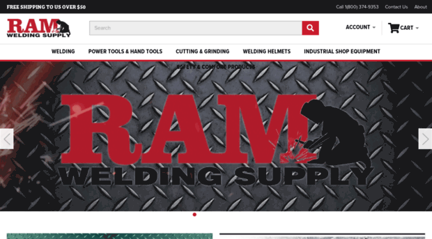 ram welding supply ramweldingsupply.com - Ram Welding Supplies - Your We... - Ram ...