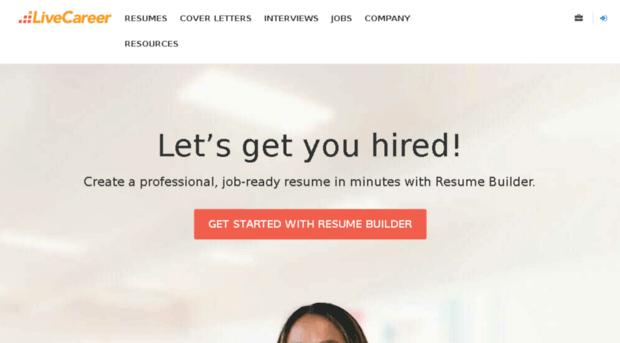 Create A Free Printable Resume