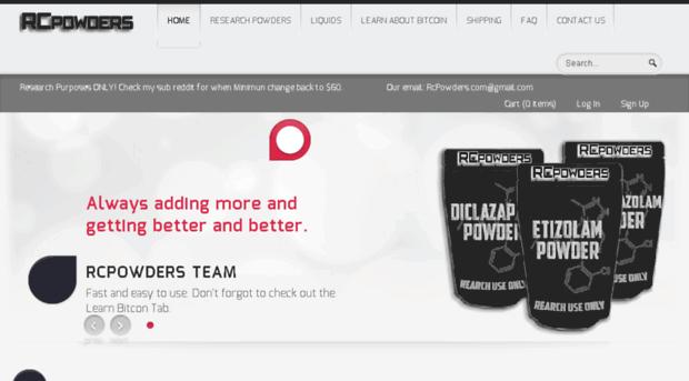 rcpowders com Buy Etizolam - Buy Clonazolam - Buy Diclazapam