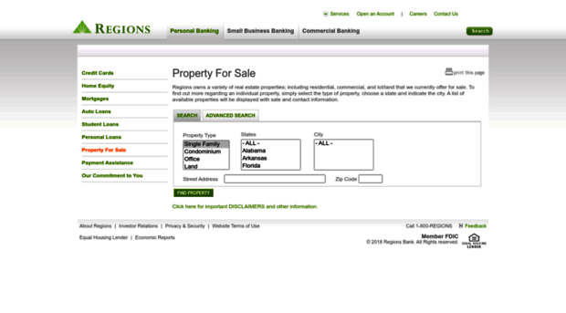 realestate regions com - Regions | Property For Sale
