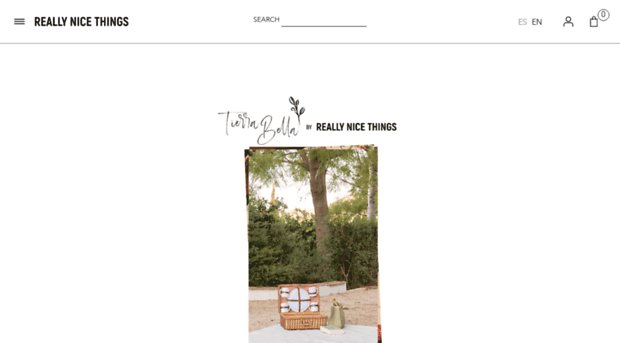 Really nice things shop