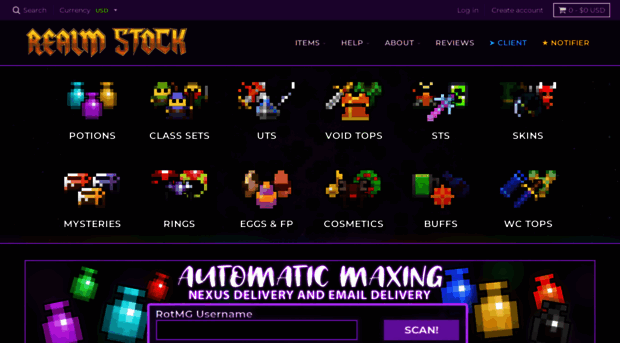 Hacked client rotmg | Realm of the Mad God Hacked Download Working