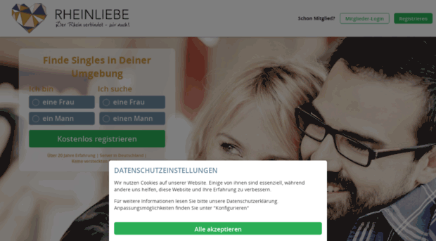 Partnersuche blog