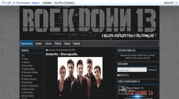 rock-down13 blogspot com br - Rock Down 13 - Rock Down 13 Blogspot