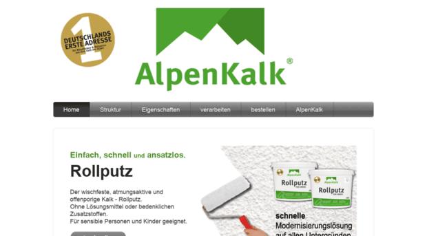 Alpenkalk Rollputz Erfahrungen Erfurt Vliesfaser Classic Rollputz