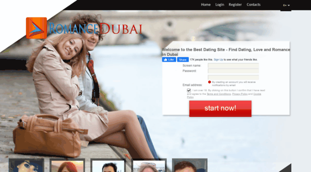 Expat dating in dubai