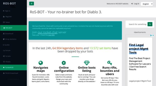how to bot diablo 3