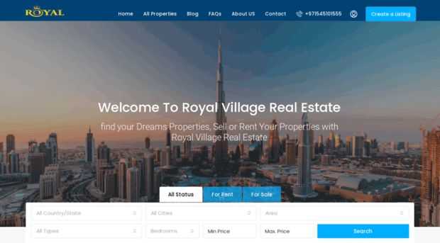 royalvillages.com