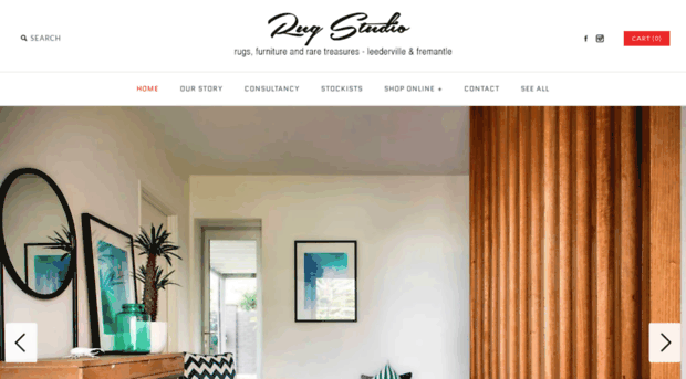 The Rug Studio Leederville Home Decor