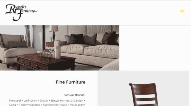 russellsfinefurniture - russell's fine furniture | fur