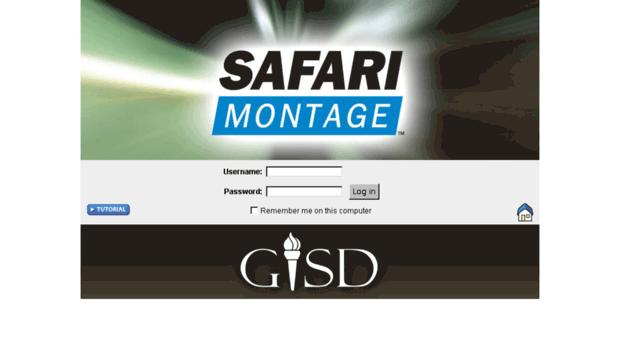 Safari montage v6. 5.