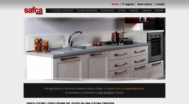 safcacucine.it - Cucine Brescia – Safca cucine ... - Safca Cucine
